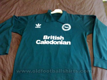 Brighton & Hove Albion Retro Replicas football shirt 1981 - 1982