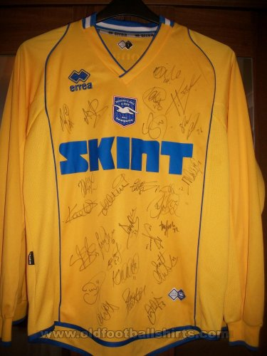 Brighton & Hove Albion Special football shirt 2007 - 2008