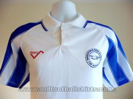 Brighton & Hove Albion Special football shirt 1991 - 1993