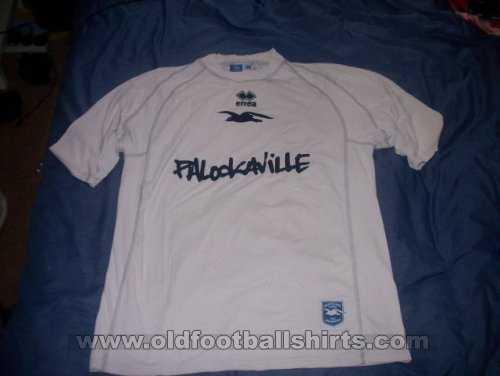 Brighton & Hove Albion Gardien de but Maillot de foot 2004 - 2006