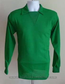 Brighton & Hove Albion Goalkeeper football shirt 1977