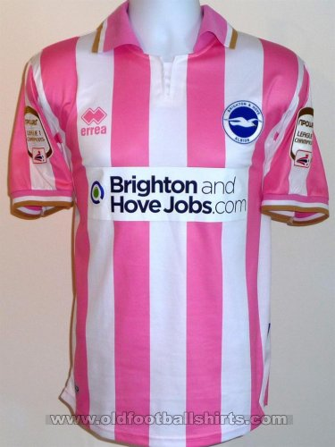 Brighton & Hove Albion Special football shirt 2011 - 2013