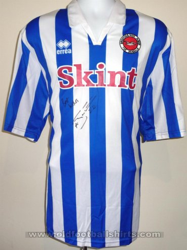 Brighton & Hove Albion Special football shirt 2007