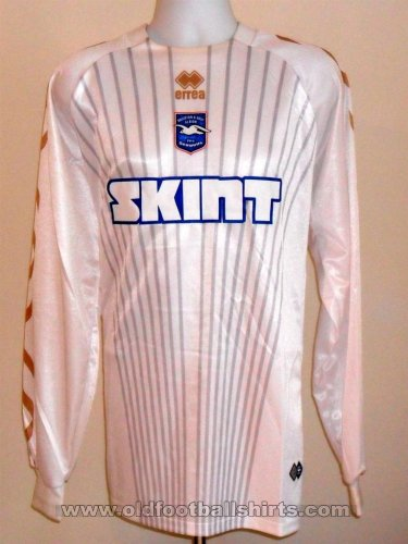 Brighton & Hove Albion Keeper  voetbalshirt  2007 - 2009