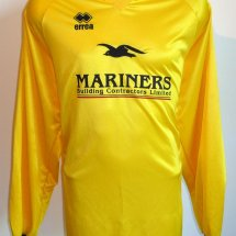Brighton & Hove Albion Special φανέλα ποδόσφαιρου 2003 - 2005 sponsored by Mariners Building Contractors