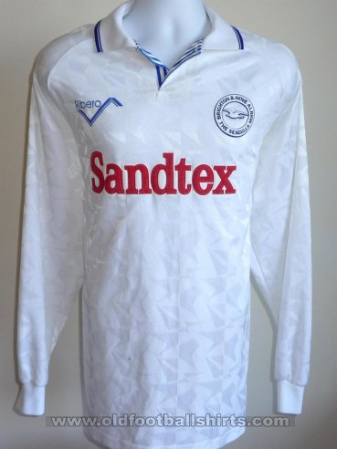 Brighton & Hove Albion Third football shirt 1993 - 1994