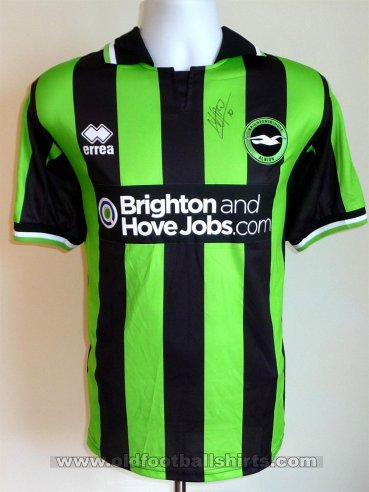 Brighton & Hove Albion Uit  voetbalshirt  2011 - 2013