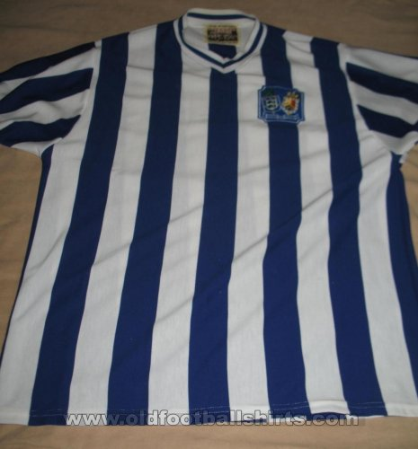 Brighton & Hove Albion Retro Replicas football shirt 1962 - 1964