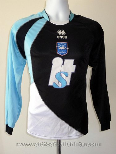 Brighton & Hove Albion Keeper  voetbalshirt  2009 - 2011
