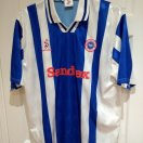 Brighton & Hove Albion football shirt 1997 - 1998