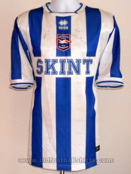 Brighton & Hove Albion Home football shirt 2002 - 2004