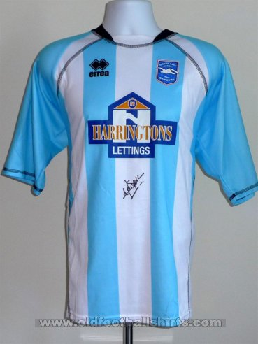 Brighton & Hove Albion Special voetbalshirt  2007