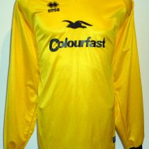 Brighton & Hove Albion Special φανέλα ποδόσφαιρου 2003 - 2005 sponsored by Colourfast