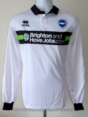 Brighton & Hove Albion Goalkeeper football shirt 2011 - 2013