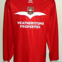 Brighton & Hove Albion Special φανέλα ποδόσφαιρου 2002 - 2003 sponsored by Weatherstone Properties