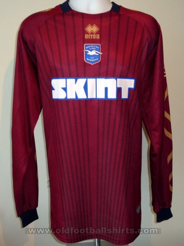 Brighton & Hove Albion Goalkeeper football shirt 2007 - 2009