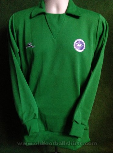 Brighton & Hove Albion Retro Replicas football shirt 1978 - 1979