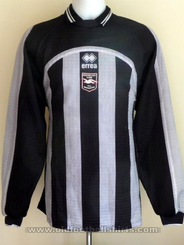 Brighton & Hove Albion Keeper  voetbalshirt  2002 - 2004