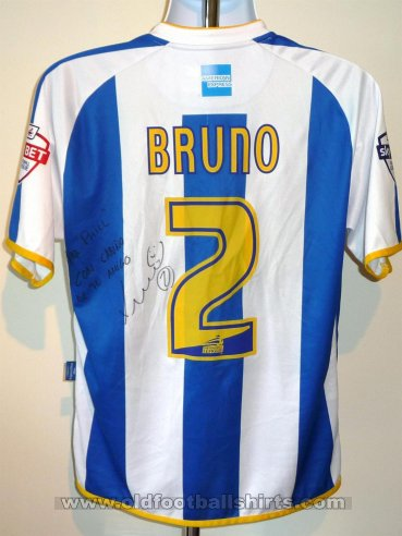 Brighton & Hove Albion Local Camiseta de Fútbol 2013 - 2014
