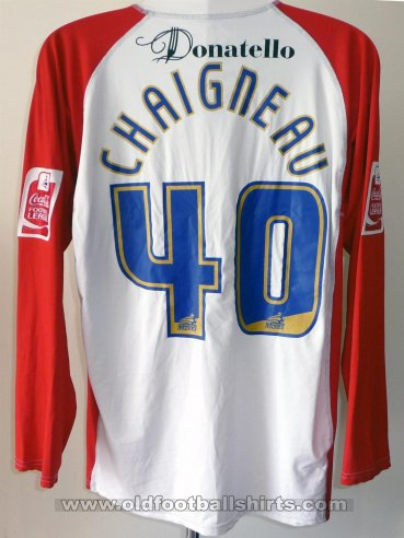 Brighton & Hove Albion Goalkeeper football shirt 2005 - 2006