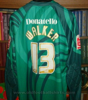 Brighton & Hove Albion Goalkeeper football shirt 2009 - 2010