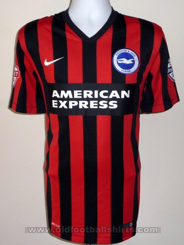 Brighton & Hove Albion Uit  voetbalshirt  2014 - 2015