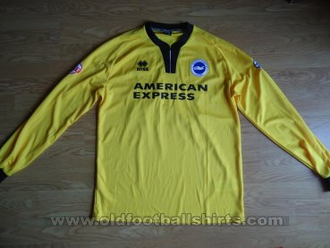 Brighton & Hove Albion שוער חולצת כדורגל 2013 - 2014