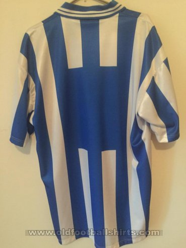 Brighton & Hove Albion Home football shirt 1999 - 2000