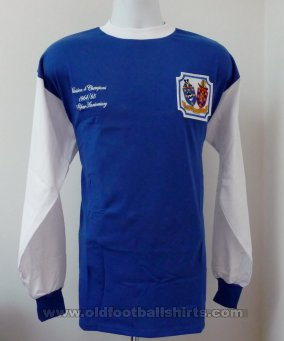 Brighton & Hove Albion Retro Replicas football shirt 1964 - 1965