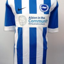 Brighton & Hove Albion Special φανέλα ποδόσφαιρου 2015 sponsored by Albion in the Community