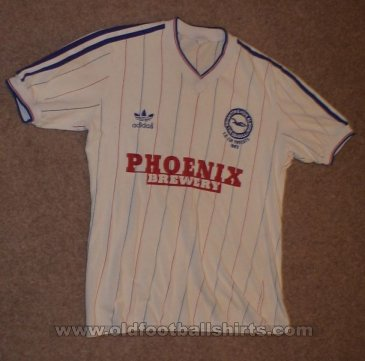 Brighton & Hove Albion Away football shirt 1983 - 1984