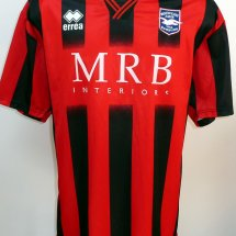 Brighton & Hove Albion Special φανέλα ποδόσφαιρου 1999 - 2002 sponsored by MRB Interiors
