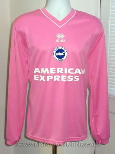Brighton & Hove Albion Goalkeeper football shirt 2013 - 2014