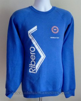 Brighton & Hove Albion Training/Leisure football shirt 1991