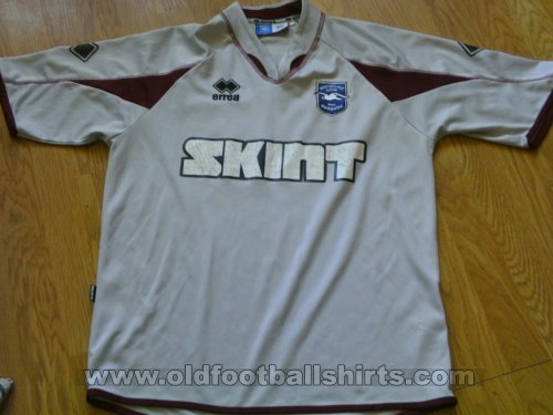 Brighton & Hove Albion Training/Leisure football shirt (unknown year)