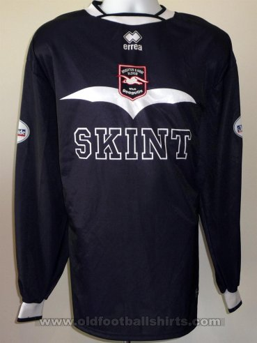 Brighton & Hove Albion Away football shirt 2002 - 2004