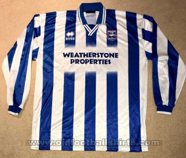 Brighton & Hove Albion Special football shirt 1999 - 2000