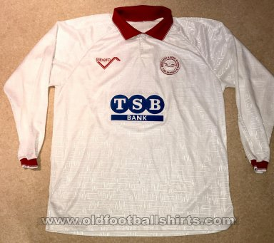 Brighton & Hove Albion Third football shirt 1991 - 1993