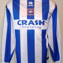 Brighton & Hove Albion Special φανέλα ποδόσφαιρου 2002 - 2004 sponsored by Crash Training