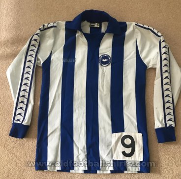 Brighton & Hove Albion Home football shirt 1977 - 1978