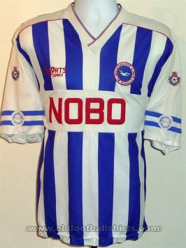 Brighton & Hove Albion Home football shirt 1989 - 1991