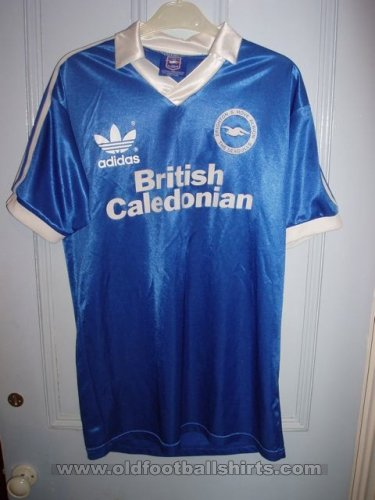Brighton & Hove Albion Retro Replicas Maillot de foot 1980 - 1983