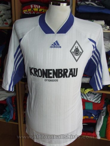 FC Ottensoos Home football shirt (unknown year)