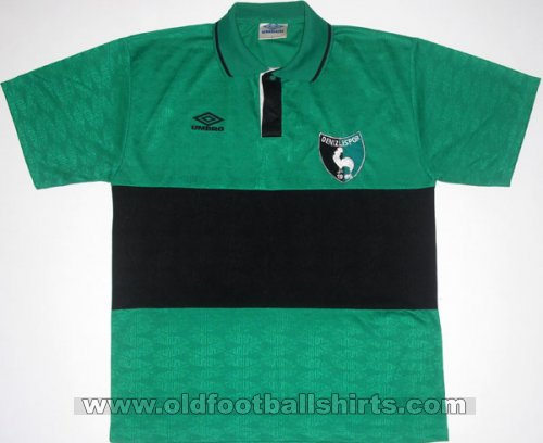 Denizlispor Home football shirt 1996 - 1997