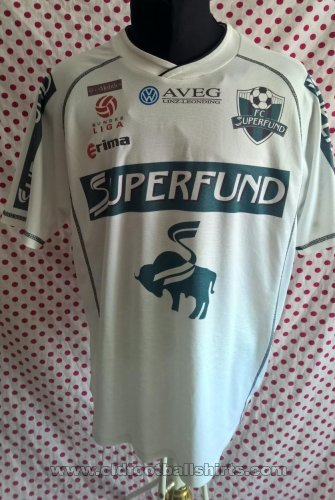 FC Superfund Home Camiseta de Fútbol 2003 - 2004