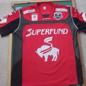 FC Superfund Extérieur Maillot de foot 2005 - 2006 sponsored by Continental