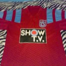 Trabzonspor football shirt 1993 - 1996