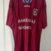 Trabzonspor Home Maillot de foot 1994 - 1995