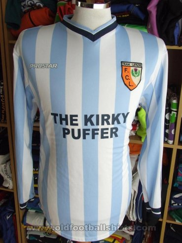 Lenzie Youth FC Home voetbalshirt  (unknown year)