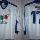 FC Locarno football shirt 1986 - 1988